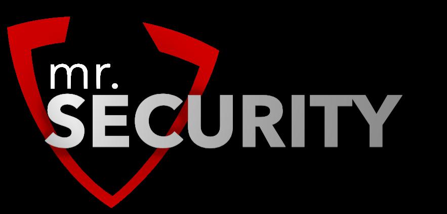 Logo Mister Security