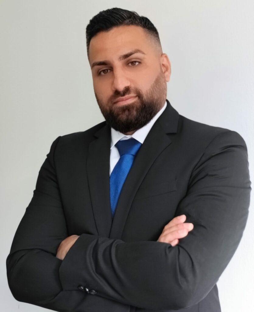 Geschaeftsuehrer und Gruender Adjmal Osmani » Mister Security GmbH